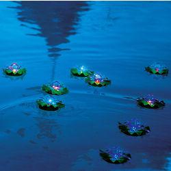 Lotus Floating Pool Lights