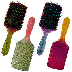 Sweet Locks Scented Glitter Hairbrush