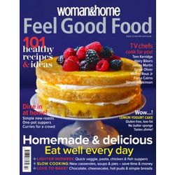 Woman and Home Feel Good Food Magazine Subscription