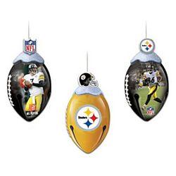 NFL FootBells Christmas Ornament