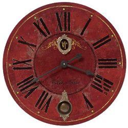 Villa Tesio Wall Clock