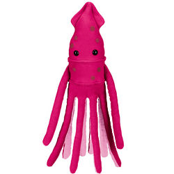 Squid-o the Squid Stuffed Animal