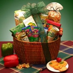 Heart Healthy Gourmet Basket