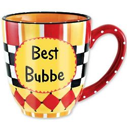 Best Bubbe Ceramic Coffee Mug