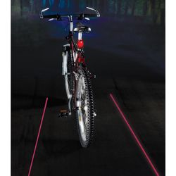Virtual Safety Lane for Cyclists