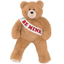 Lil' Hunka Love Teddy Bear with Be Mine Sash