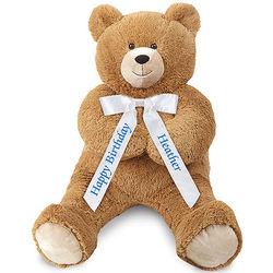 Lil' Hunka Love Happy Birthday Teddy Bear