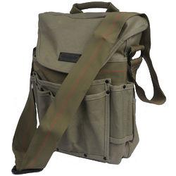 Green Bunker Messenger Bag