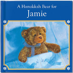 A Chanukah Bear for Me Personalized Book