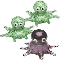 Glow-in-the-Dark Mini Octopus