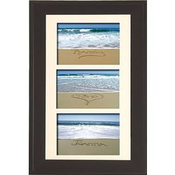 Personalized Framed Beach Love Photo Print