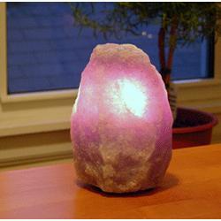 Persian Purple Salt Crystal Lamp Findgift Com