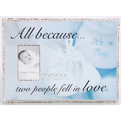 Personalized New Born Baby Frame