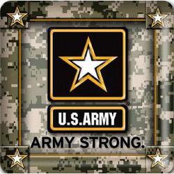 U.S. Army Coaster Set
