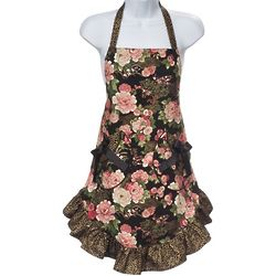 Women's Frilly Mai Apron