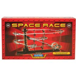 Space Race Roller Coaster Toy