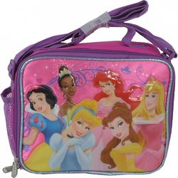 Disney Princess Soft-Sided Lunch Box