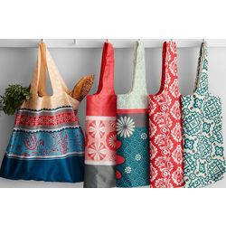 Sunkissed Reusable Market Bags