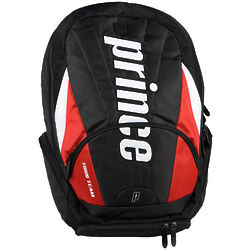 Red Tour Team Tennis Backpack