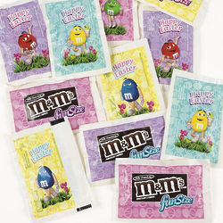 Fun Sized Easter M&M Packs