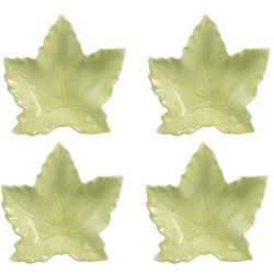 Leaf Shaped Dishes