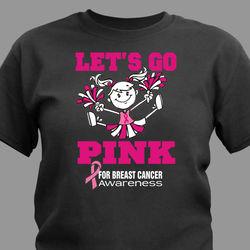 Let's Go Pink T-Shirt
