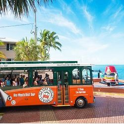 Key West Trolley Tour for 1