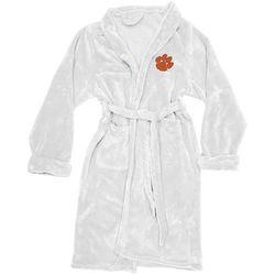 Clemson Tigers Men's Silk Touch Plush Bath Robe