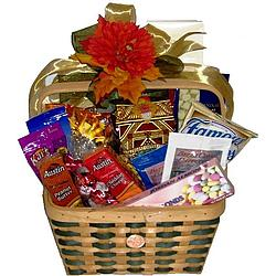 Fall Give It All Basket