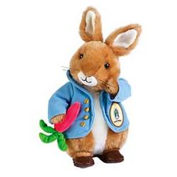 Peter Rabbit Stuffed Animal