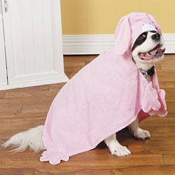 Hooded Pet Towel