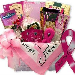 Cancer Survivor Gift Basket