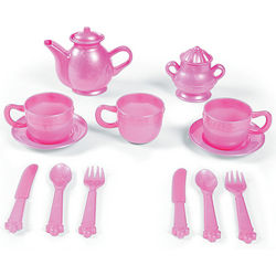 15 Piece Toy Tea Set