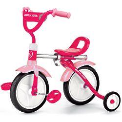 Radio Flyer Girl's Pink Grow 'n Bike