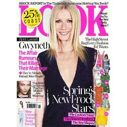 Look Magazine Weekly Subscription 51 Issues
