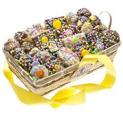 Happy Birthday Gift Basket of Sweets