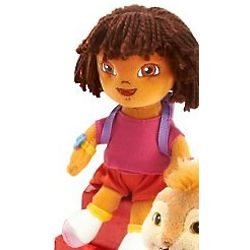 Dora the Explorer Plush Doll