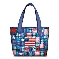American Pride Patriotic Tote Bag