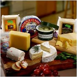 Fine Cheese Lovers Gift Box