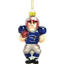 New England Patriot Player Ornament