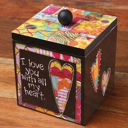 All My Heart Blessing Box