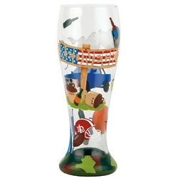 Redneck Pilsner Glass