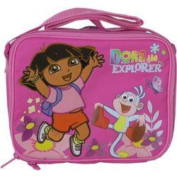 Dora the Explorer Soft Lunch Box