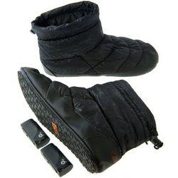 Volt Resistance Heated Indoor/Outdoor Slippers
