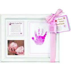 Daddy's Little Girl Keepsake Frame