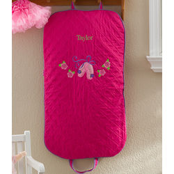 Personalized Ballerina Garment Bag