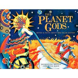 The Planet Gods Book