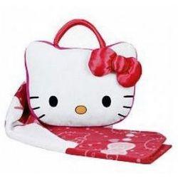 Hello Kitty Pillow and Throw Blanket Set