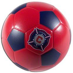 Chicago Fire Foam Soccer Ball