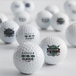 Personalized Golf Balls with Graphic